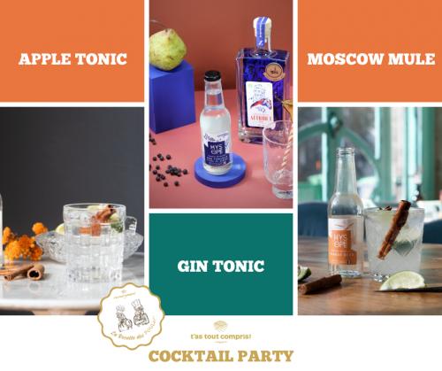 LA RECETTE DES POULet' : Cocktail Party